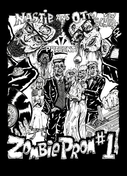 nastie otto zombie prom